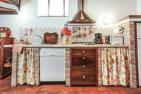 SanGiovannid'Asso Kitchen