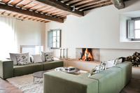 PODERE PALAZZO A1 LIVING DINING