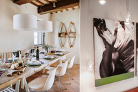 PODERE PALAZZO A5 LIVING DINING