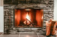 EvergreenLane Fireplace