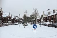 ErnstCasimirlaan Snow