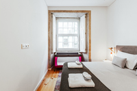 OLD STONE FLATS_RIBEIRA VINTAGE_Master bedroom1