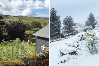 ClovenstoneCottage SummerWinter