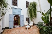 MedinaRiad Courtyard