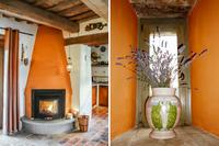 PiantoniVilla Fireplace