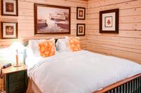 CrystalLaneCabin Bedroom