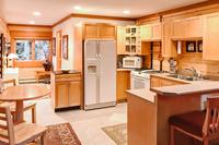 CrystalLaneCabin Kitchen