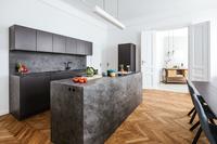 Gumpendorferstrasse2 Kitchen