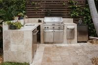 KeystoneResidence OutdoorKitchen