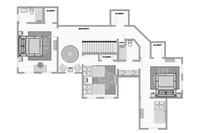 Spinnaker Upper Level Floor Plan