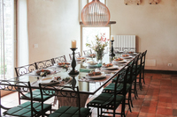 CarmineResidence Dining room