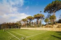 CarmineResidence Tennis Court