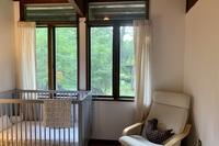 crib and window