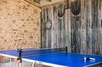 mas de dordogne ping pong