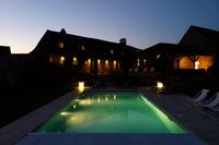 mas de dordogne night pool