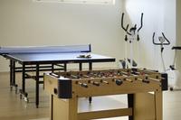 Elounda Villa no 1 game room