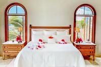 SandcastleVilla Bedroom Master Bed 148
