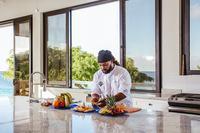 SandcastleVilla BH Chef Cooking59