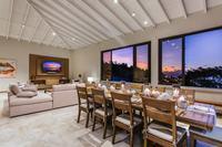 SandcastleVilla BH Dining Table at Sunset 260