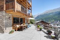 The Ibron Chalet