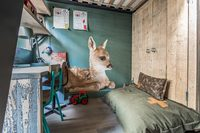 HELMERSSTRAATGreenBedroom 03