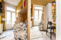HELMERSSTRAATYellowBedroom 01