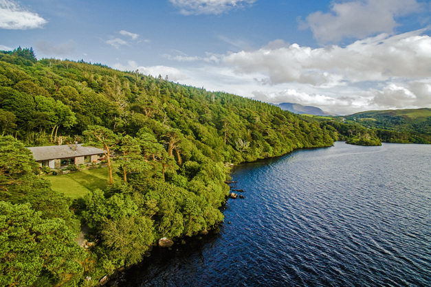 Family Vacation Rental | The Caragh Lake Residence
