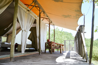 LeCampSafari Samburu Deck
